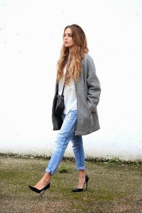 outfits moda invierno casual