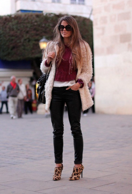 outfits moda casual invierno
