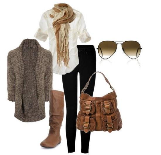 M s combinaciones de outfits casuales para el invierno 2014 por polyvore for Women s travel pants for hot weather