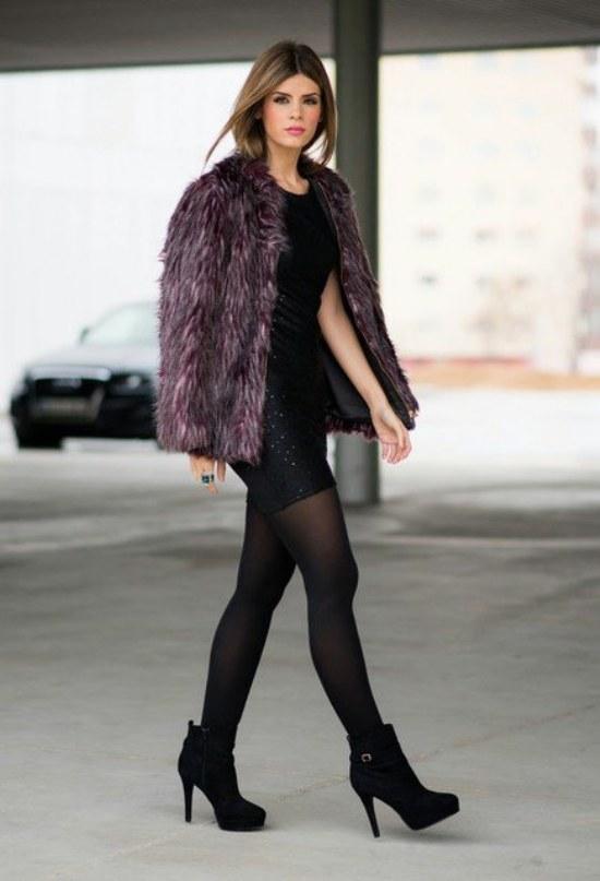 Outfits para la mujer Elegante y Moderna para el Invierno 2014