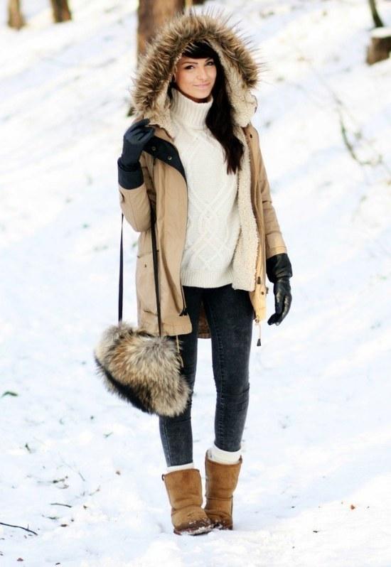 M 225 S Outfits Que Queman Las Calles En El Invierno 2014