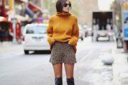 Combinaciones de Outfits que te abrigaran en este Invierno 2014