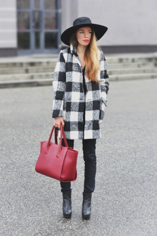 outfits casuales invierno chicas