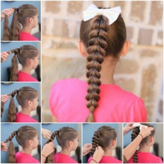 Tutoriales de Peinados para chicas Rápidos, Fáciles y Lindos!