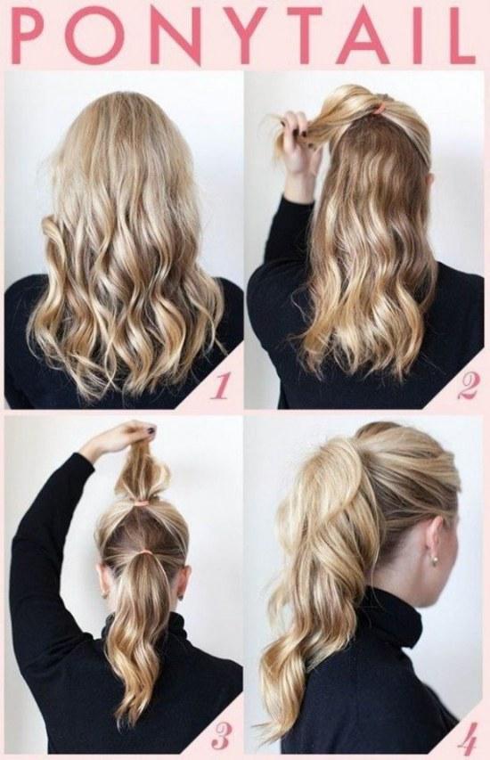 Tutoriales de Peinados para chicas Rápidos, Fáciles y ...