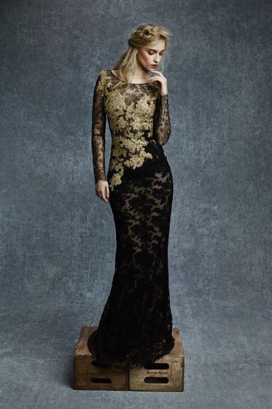 reem acra vestidos elegantes 2015