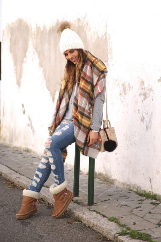 ropa casual para invierno moda