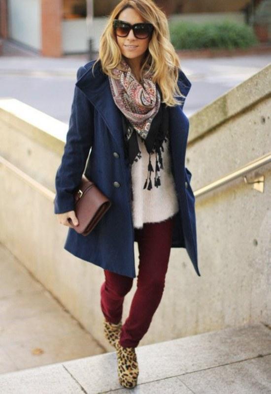 ropa invierno moderna mujeres