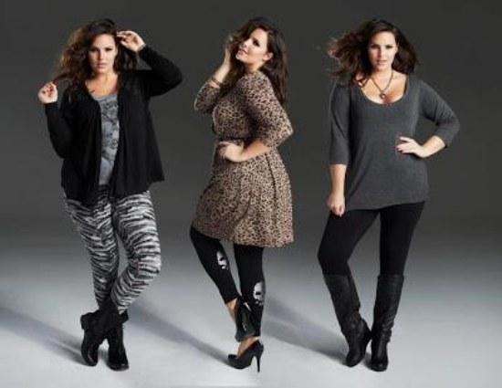 ropa outfits gorditas invierno