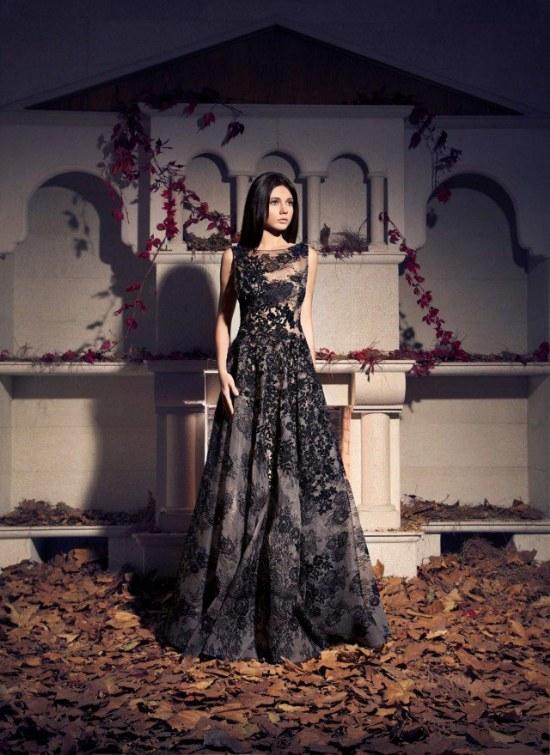 tarek sinno vestidos de noche