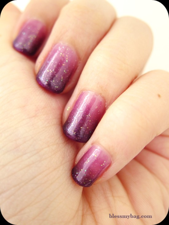 diseños uñas manicure gradientes
