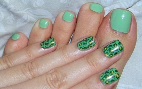 Hermosas ideas para Diseños de Manicure y Pedicure