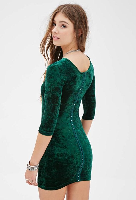 Plus Size Purple Dress