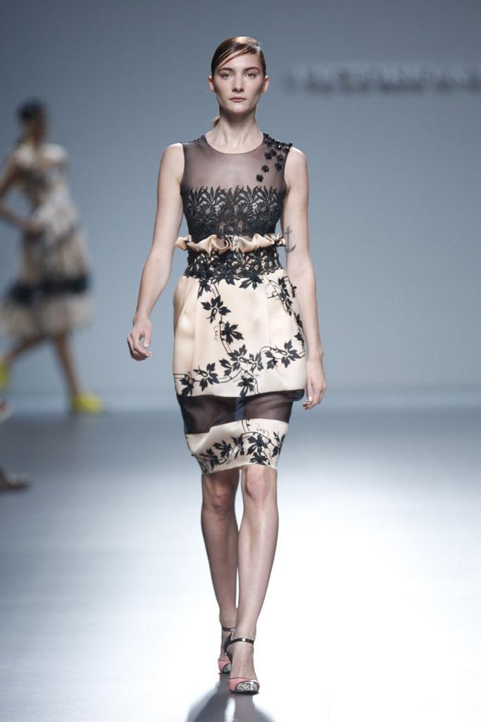 Colección de moda 2014: Vestidos de fiesta Victorio & Lucchino