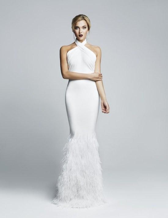 vestidos elegantes hamda al fahim