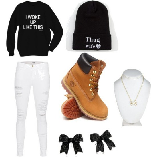 Dope outfits with timberlands