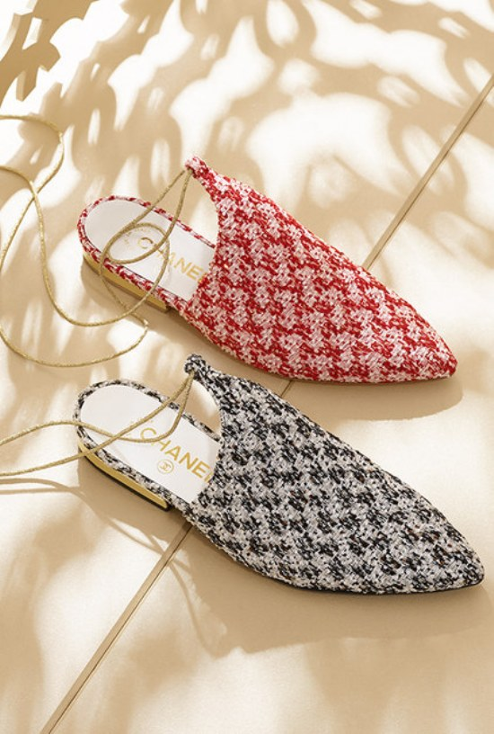sandalias triangulares punta moda verano