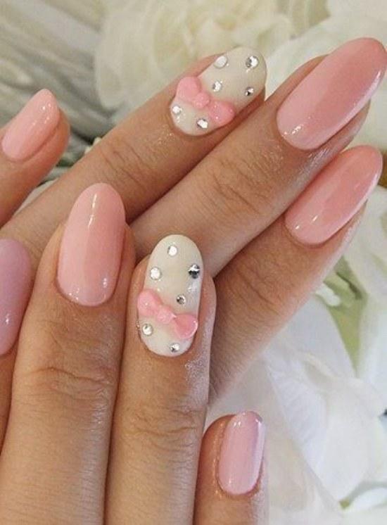 diseños uñas largas manicure