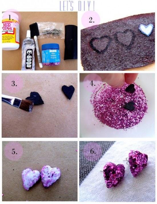 accesorios diy ideas san valentin