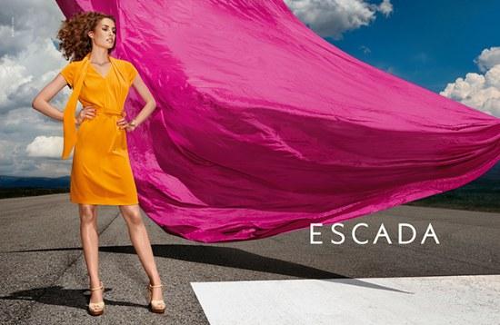 escada moda primavera verano