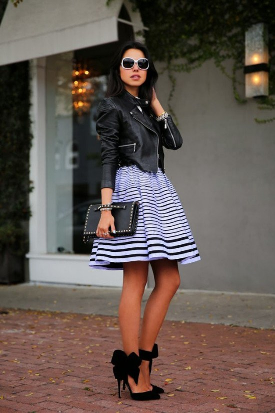 Hermosas Faldas que Debes de Tener en tu Armario para la Primavera!