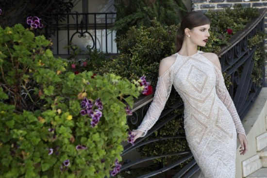 vestidos novias hen nurit 2015