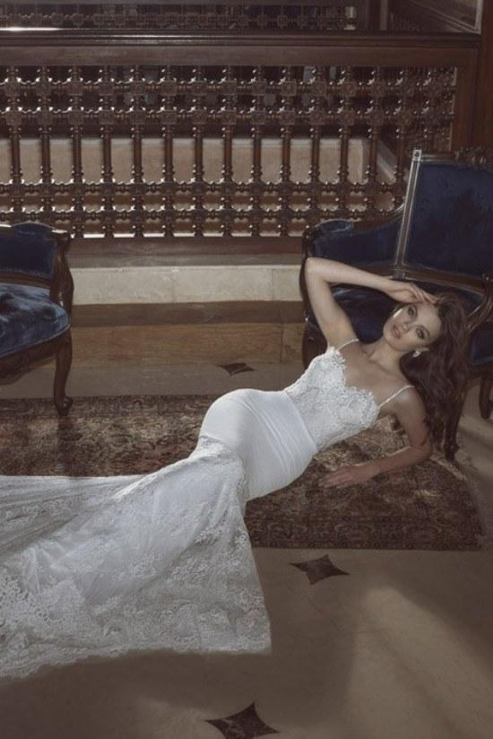 itzik amir vestidos novias