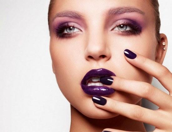 Maneras elegantes y sensuales de usar Pinta labios color ...