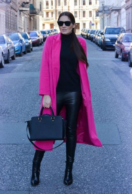 looks invierno elegante casual