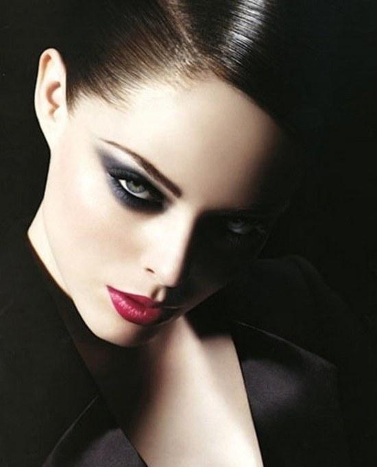 ideas maquillaje fiestas noche