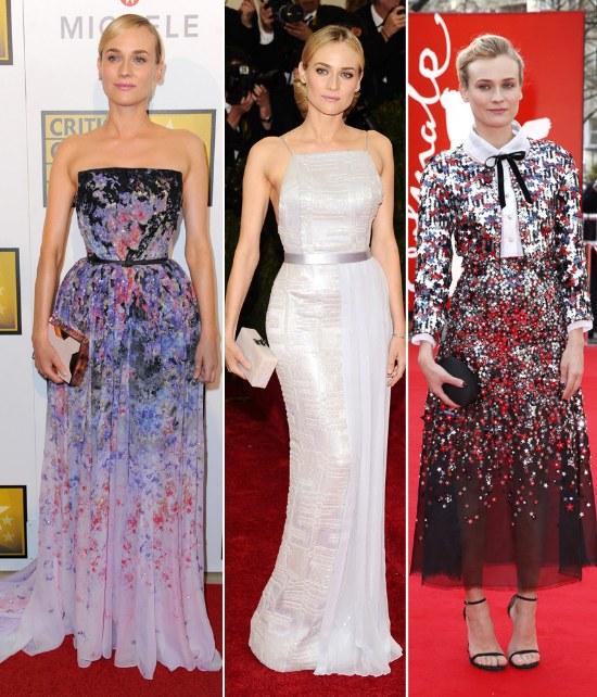 mejores vestidas celebridades 2014