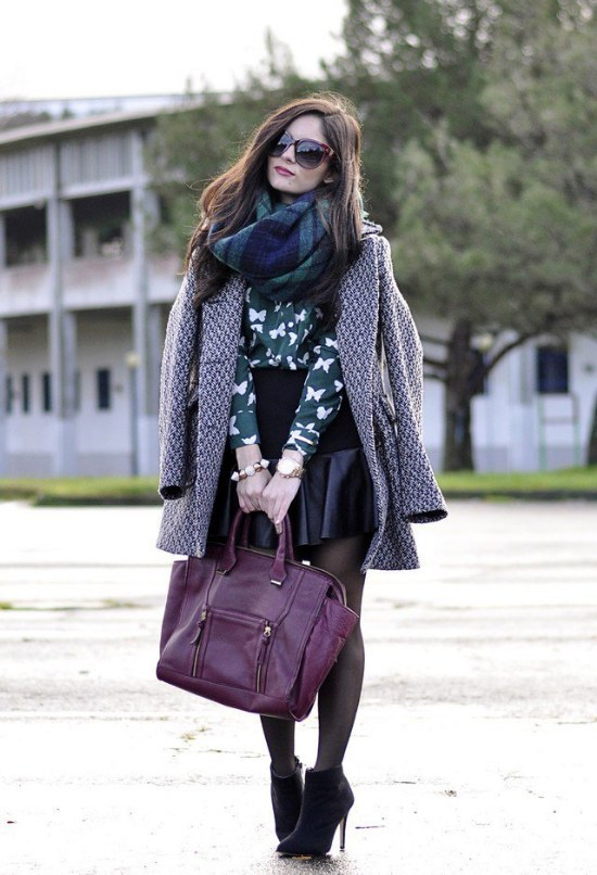 outfits ropa invierno mujeres