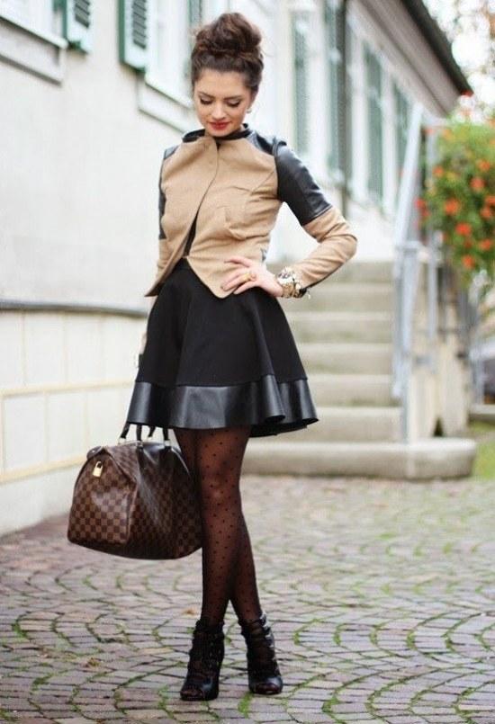 moda outfits invierno