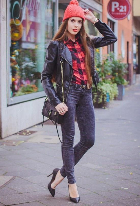 ropa moda mujeres invierno
