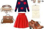 Más combinaciones sexys de Outfits para el día de San Valentín