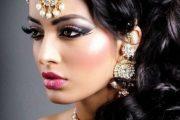 Peinados y Maquillaje inspirados por la moda Hindú