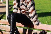 Las prendas de vestir con Pelaje es la última moda para el Invierno