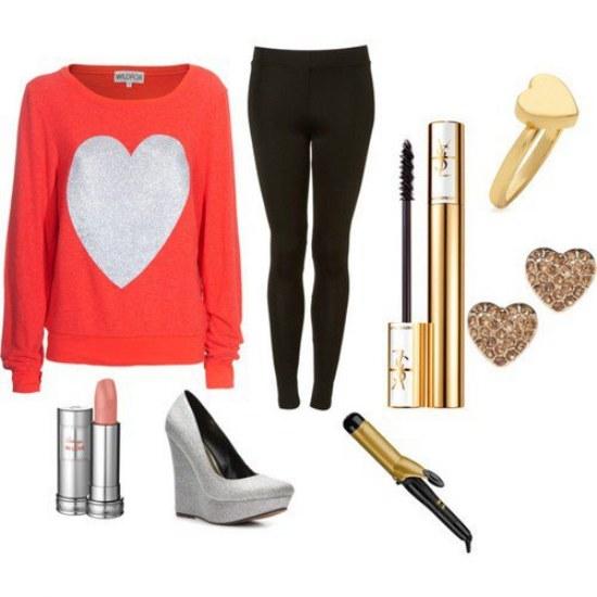 ropa para san valentin moda