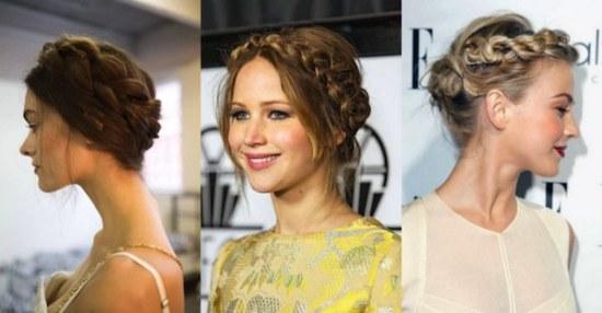 trenzas peinados celebridades