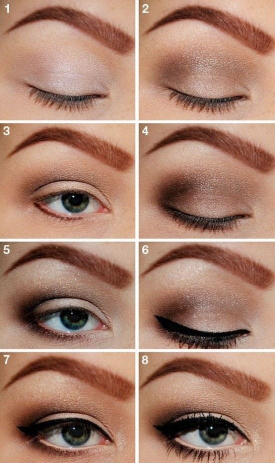 maquillaje ojos tutoriales
