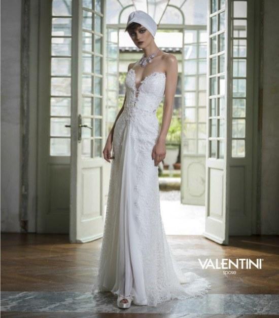 Hermosa colección de Vestidos de Bodas por Valentini Spose 2015