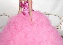 quinceañeras vestidos