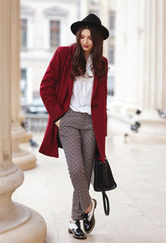 vestir elegante invierno moda