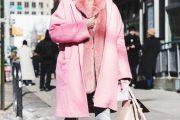 Más Outfits con Abrigos de pelo para lucir como una Diva en este Invierno
