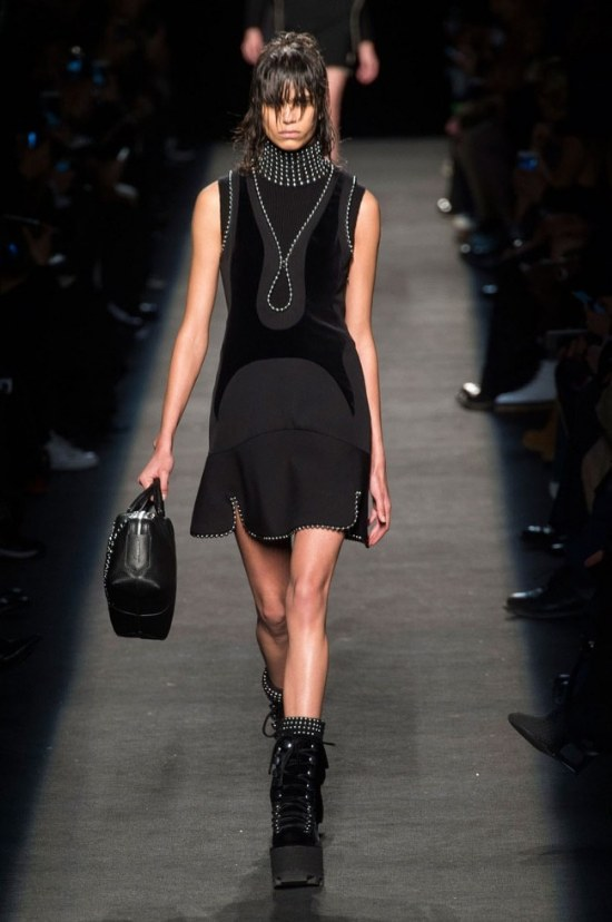 alexander wang fashion week