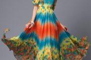 Divertidos vestidos floreados de verano 2015