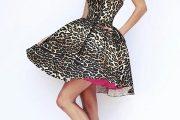 Hermosos vestidos de cóctel 2015