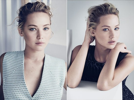 dior jennifer lawrence 2015