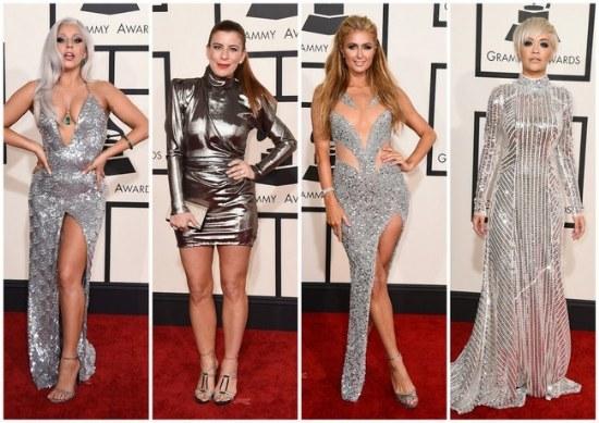 vestidos grammy 2015