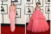 Vestidos Negros fueron lo más vistos en la Alfombra Roja de los Grammy 2015
